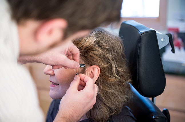 Hearing Aid Adjustments