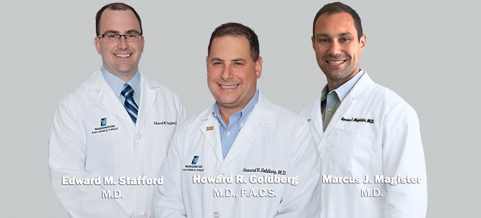 Board Certified Otolaryngologists - Washington, PA